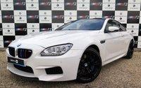 USED 2014 64 BMW 6 SERIES 4.4 M6 2d AUTO 553 BHP