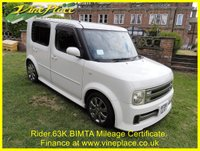 2006 NISSAN CUBE 1.4 Rider 5 Seat Automatic  £4000.00
