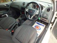 USED 2011 61 SEAT IBIZA 1.4 SE COPA 3d 85 BHP