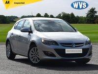 2013 VAUXHALL ASTRA 1.6 SE 5 door Automatic £7350.00