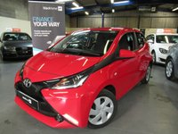 USED 2016 65 TOYOTA AYGO 1.0 VVT-I X-PLAY 5d 69 BHP