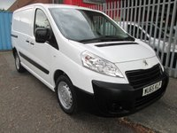 2015 PEUGEOT EXPERT 2.0 HDI 1000 L1H1 PROFESSIONAL 130 *AIR CON + 2xSLD* £8995.00