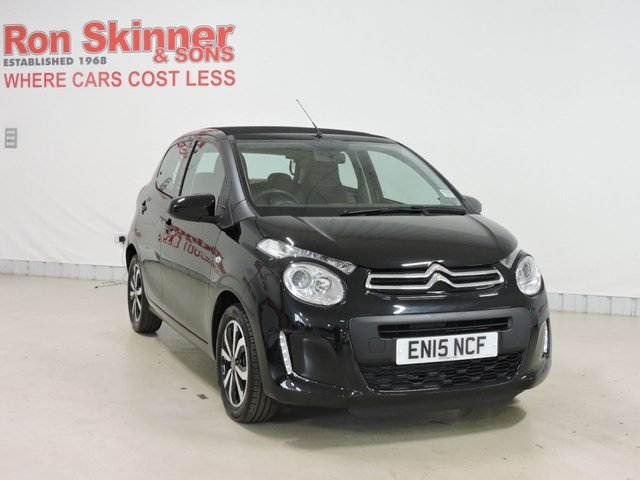 Used Citroen C1 Cars In Wales Citroen C1 In Wales