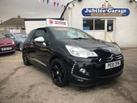 USED 2010 10 CITROEN DS3 1.6 DSPORT 3d 155 BHP