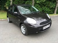 USED 2013 13 NISSAN MICRA 1.2 30 VISIA 5d 79 BHP ONE OF THE CHEAPEST ON THE MARKET!