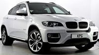USED 2014 14 BMW X6 3.0 30d xDrive 5dr Auto [5 Seats] Media, Dynamic, Reverse Cam
