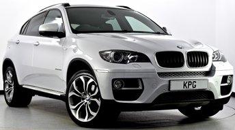2014 BMW X6 3.0 30d xDrive 5dr Auto [5 Seats] £23495.00
