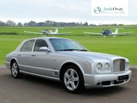USED 2006 06 BENTLEY ARNAGE 6.8 T 4d AUTO 451 BHP