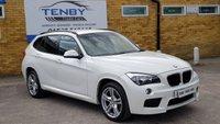 2014 BMW X1 2.0 SDRIVE18D M SPORT 5d AUTO 141 BHP £12994.00