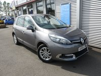 2014 RENAULT SCENIC 1.5 DYNAMIQUE TOMTOM ENERGY DCI S/S 5d 110 BHP £7880.00