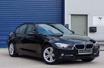 2014 BMW 3 SERIES 2.0 318D SPORT 4d 141 BHP £11891.00