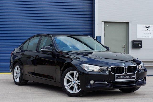 2014 14 BMW 3 SERIES 2.0 318D SPORT 4d 141 BHP