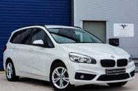 USED 2016 16 BMW 2 SERIES GRAN TOURER 218i SPORT 5dr (SAT NAV / 7 SEATS)