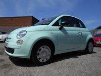 2015 FIAT 500 1.2 POP 3d 69 BHP £5495.00