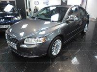 2010 VOLVO S40 2.0 SE LUX D 4d AUTO 136 BHP £6499.00