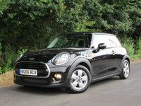 2017 MINI HATCH COOPER 1.5 COOPER 3d 134 BHP £11995.00