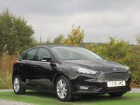 USED 2016 16 FORD FOCUS 1.0 ZETEC 5d 100 BHP