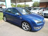 2007 FORD FOCUS 2.5 ST-2 5d 225 BHP ONE FORMER KEEPER £4995.00