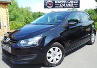USED 2014 14 VOLKSWAGEN POLO 1.2 S A/C 5d 60 BHP 2 Owners - Low Miles - 4 VW Service Stamps