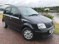 2012 FIAT PANDA 1.2 ACTIVE 5STR 5d 69 BHP £3490.00