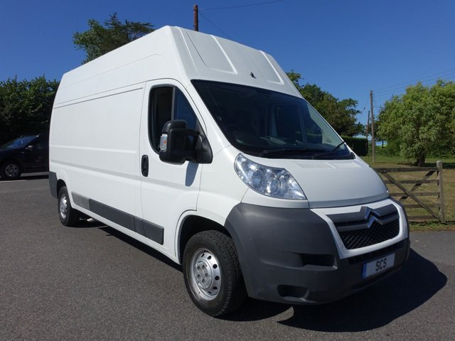 View our CITROEN RELAY 35 HDI
