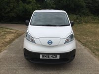 USED 2016 16 NISSAN NV200 0.0 E ACENTA RAPID 1d AUTO 108 BHP NO EXPENSIVE MONTHLY BATTERY LEASE  No Expensive Monthly Battery Lease, Home and Away Chargers,