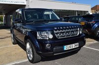 2015 LAND ROVER DISCOVERY 3.0 SDV6 HSE 5d AUTO 255 BHP £32995.00