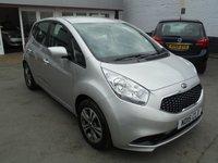 2015 KIA VENGA 1.6 2 5d AUTO 123 BHP £8995.00