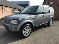 USED 2012 12 LAND ROVER DISCOVERY 3.0 4 SDV6 XS 5d AUTO 255 BHP Very clean example