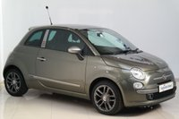 2009 FIAT 500 1.2 BY DIESEL 3d 69 BHP £3595.00