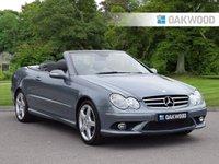 2007 MERCEDES-BENZ CLK 3.0 CLK280 SPORT 2d AUTO 228 BHP £6495.00