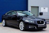 USED 2013 13 JAGUAR XF 3.0 D V6 S PORTFOLIO 4d AUTO 275 BHP