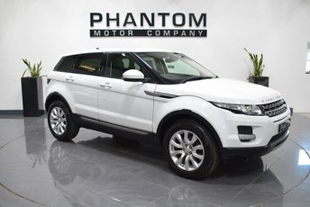 2015 LAND ROVER RANGE ROVER EVOQUE 2.2 ED4 Pure Tech 2WD 5dr £19490.00