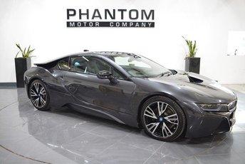 2015 BMW I8 1.5 I8 2d AUTO 228 BHP £49990.00