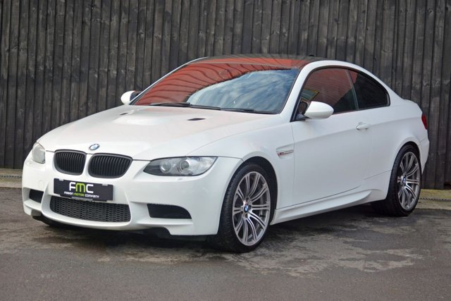 2012 62 BMW M3 4.0 V8 Coupe 2dr DCT (263 g/km 420 bhp)