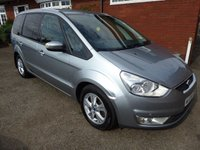 2008 FORD GALAXY 2.0 ZETEC TDCI 5d 143 BHP 6 Speed, A Great Drive For The Price £3000.00
