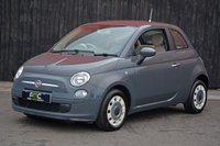 USED 2012 62 FIAT 500  0.9 COLOUR THERAPY 3dr Full Service History - Free Tax - Great First Car - 50+MPG