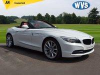 2011 BMW Z4 2.5 Z4 SDRIVE23I HIGHLINE EDITION 2d 201 BHP £14999.00
