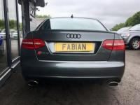 USED 2009 58 AUDI RS6 5.0 4dr QUATTRO FULL SERVICE HISTORY - CARBON