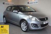 USED 2015 15 SUZUKI SWIFT 1.2 SZ3 5d 94 BHP Immaculate - One Private Lady Owner - Full Suzuki Service History - Air Conditioning - Alloy Wheels - 4 Wheel Drive - 12 Months MOT - Must Be Seen