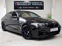 2013 BMW 5 SERIES 4.4 M5 4d AUTO 553 BHP £29980.00