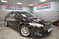 USED 2015 15 FORD MONDEO 1.6 ZETEC ECONETIC TDCI 5d 114 BHP Free Tax, Sat Nav, Bluetooth, DAB Radio, 1 owner