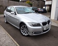 2011 BMW 3 SERIES 2.0 320D EXCLUSIVE EDITION 4d 181 BHP £9995.00