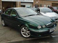 2006 JAGUAR X-TYPE 2.0 SE 4d 130 BHP £2795.00
