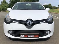 USED 2014 RENAULT CLIO 1.1 EXPRESSION PLUS 16V 5d 75 BHP IDEAL FIRST CAR, LOW INSURANCE, EXCELLENT MPG