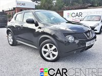 USED 2010 60 NISSAN JUKE 1.6 ACENTA 5d 117 BHP 1 PREVIOUS OWNER +FULL SERVICE