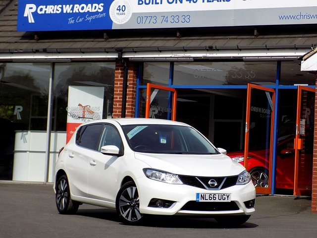 USED 2016 66 NISSAN PULSAR 1.5 N-CONNECTA DCI 5dr ** ZERO ROAD TAX **