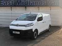 USED 2016 66 CITROEN DISPATCH 1.6 M 1000 ENTERPRISE BLUEHDI S/S 1d 115 BHP