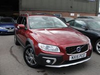 USED 2015 15 VOLVO XC70 2.4 D4 SE NAV AWD 5d 178 BHP ANY PART EXCHANGE WELCOME, COUNTRY WIDE DELIVERY ARRANGED, HUGE SPEC