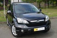 2008 HONDA CR-V 2.0 I-VTEC EX 5d 148 BHP £7495.00